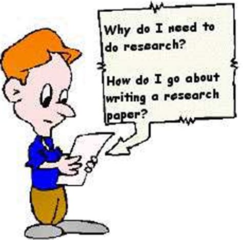 How to write a research essay